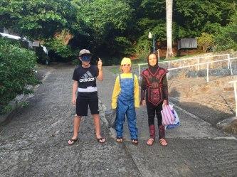 Oragami ninja, minion, ninja